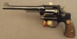 S&W M&P 1905 Target 38 Special Revolver 3rd Change - 4 of 11