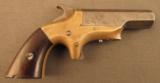 Southerner Type Side-Swing Deringer Rare Unmarked Model - 1 of 9