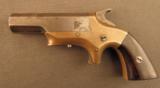 Southerner Type Side-Swing Deringer Rare Unmarked Model - 2 of 9