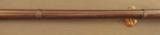 Revolutionary War Era Austrian Pattern Flintlock Musket - 9 of 12