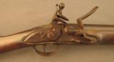 Revolutionary War Era Austrian Pattern Flintlock Musket