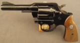 Colt Official Police Mk. III Revolver - 4 of 11