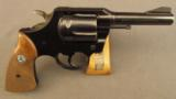 Colt Official Police Mk. III Revolver - 2 of 11