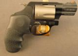 S&W Model 360PD Revolver 357 Magnum CCW