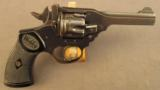 Toronto Police Marked Webley Mk. IV .38 Revolver No Import Mark