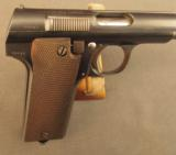 Astra Pistol Model 600 with Holster - 2 of 12