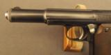 Astra Pistol Model 600 with Holster - 6 of 12