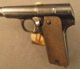 Astra Pistol Model 600 with Holster - 5 of 12