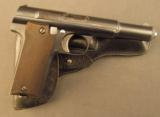 Astra Pistol Model 600 with Holster - 1 of 12