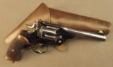 Webley WG RevolverArmy Model Converted to .45 Colt
