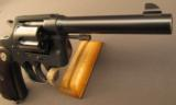 Colt New Service Revolver with Lanyard Swivel Commercial 1930s - 3 of 12
