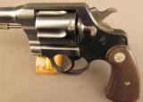 Colt New Service Revolver with Lanyard Swivel Commercial 1930s - 5 of 12