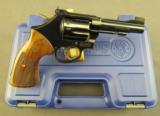 Smith & Wesson Classic Revolver Model 48-7 22 Magnum
