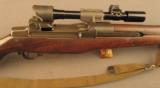 Springfield Garand Sniper M1-D Rifle
