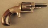 Hopkins & Allen Antique Revolver XL No. 4 NY