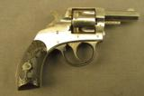 H&R Young America Bull Dog Revolver 2nd Model