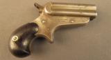 Sharp Model 4A Pepperbox 32 Rimfire