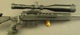 Savage Long Range Rifle Model 110BA/BAS 300 Winchester Magnum