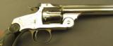 Presentation S&W New Model No. 3 Revolver - 5 of 12