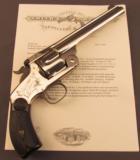 Presentation S&W New Model No. 3 Revolver - 1 of 12