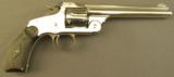 Presentation S&W New Model No. 3 Revolver - 2 of 12