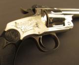 Presentation S&W New Model No. 3 Revolver - 4 of 12