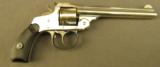 Harrington & Richardson Top-Break Revolver .32 S&W DA