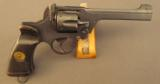British Enfield Revolver No.2 Mk.1*