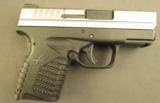 Springfield Armory Compact Pistol X-S 3.3 - 2 of 12
