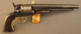 Civil War Colt 1860 Army Revolver