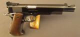 Custom Race Pistol (Built on Colt Mk IV Series 80)