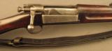 Springfield Krag Rifle Model 1898 30-40 Cal