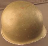 US Army World War II M1 Helmet - 4 of 8