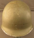 US Army World War II M1 Helmet