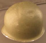 US Army World War II M1 Helmet - 3 of 8