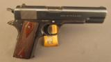 WW1 Springfield Armory U.S. Model 1911 Pistol - 1 of 12