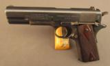 WW1 Springfield Armory U.S. Model 1911 Pistol - 4 of 12