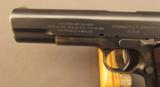 WW1 Springfield Armory U.S. Model 1911 Pistol - 7 of 12