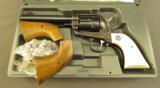 Ruger Vaquero Convertible Model Revolver