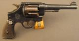 Brazilian Contract Model 1917 Revolver by S&W (No Import Stamp)