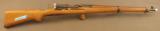 Swiss K31 Hammerli 22 Target Rifle KKSD