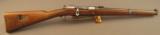 Antique German Kar.88 Carbine by Erfurt