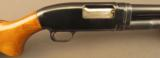 Winchester Model 12 Shotgun 12 Gauge Pump Action