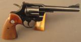 Colt .357 Magnum Revolver