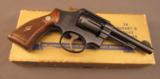 S&W .38 Military & Police Post-War Revolver with Gold Box
