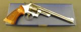 S&W 357 Magnum Revolver Model 27-2 Factory Flaw