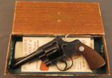 Colt Model 357 Magnum Revolver in box 1958 Mfg Complete