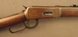 1894 Winchester Rifle Button Magazine Rifle 32 Special