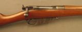 Michigan National Guard Remington Lee Rifle Model 1899
