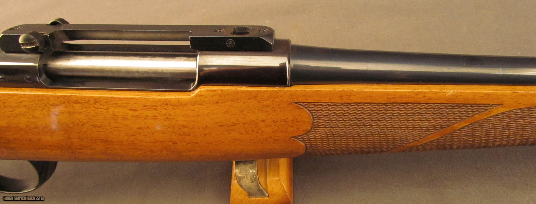 S&W Model C Sporting Rifle by Husqvarna